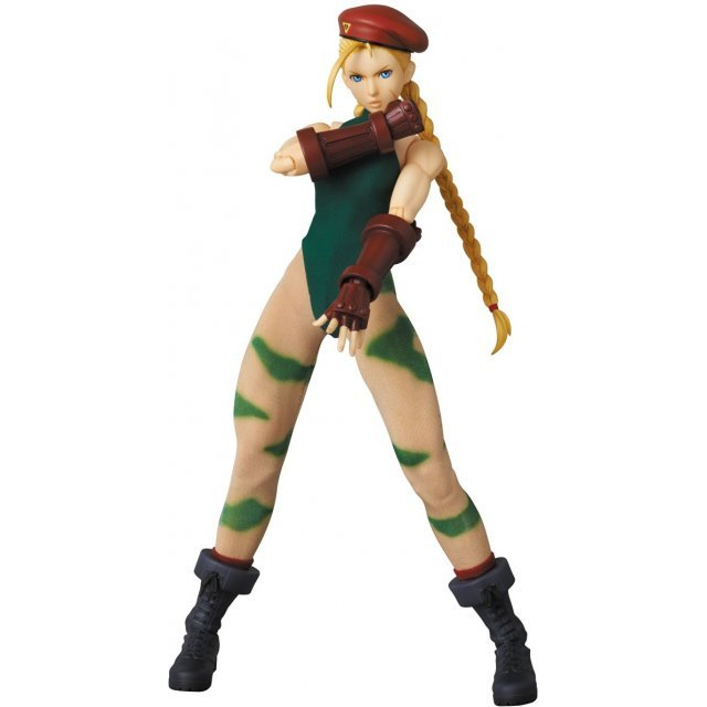 Street Fighter Real Action Heroes No.657: Cammy