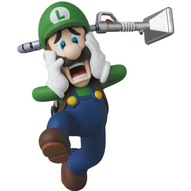 Ultra Detail Figure Luigi's Mansion Dark Moon: Luigi