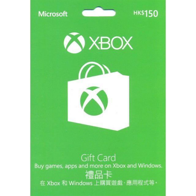 Xbox Gift Card HKD 150
