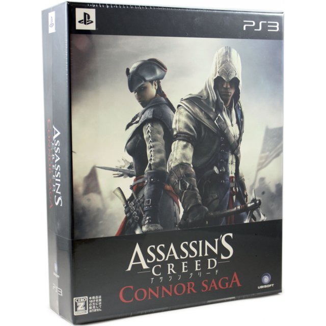 Assassin's Creed Connor Saga [Limited Complete Edition]
