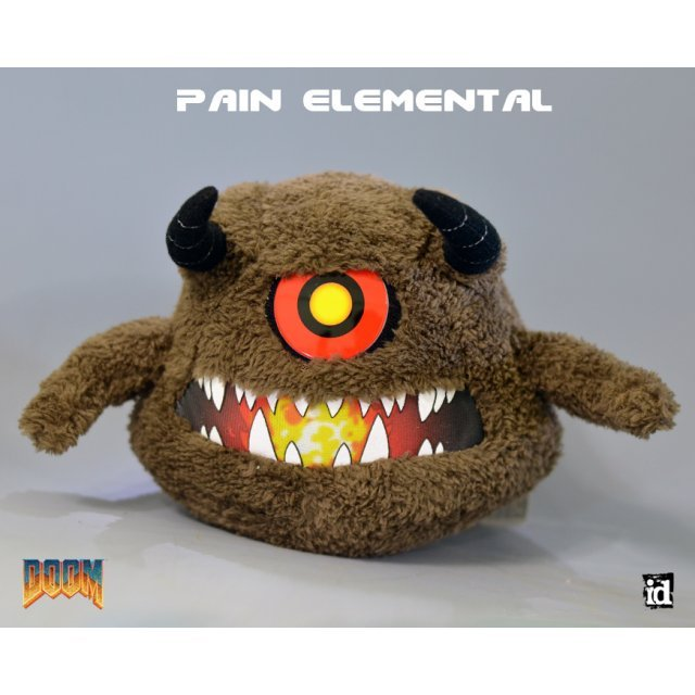 Doom II Plush: Pain Elemental