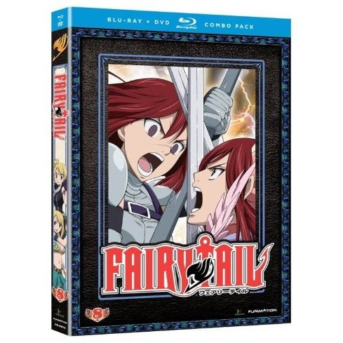 Fairy Tail: Part 8 [Blu-ray+DVD]