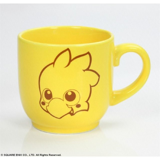 Final Fantasy Mug Cup: Chocobo