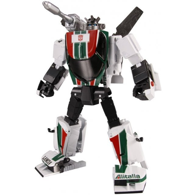 Masterpiece Transformers: MP-20 Masterpiece Wheeljack