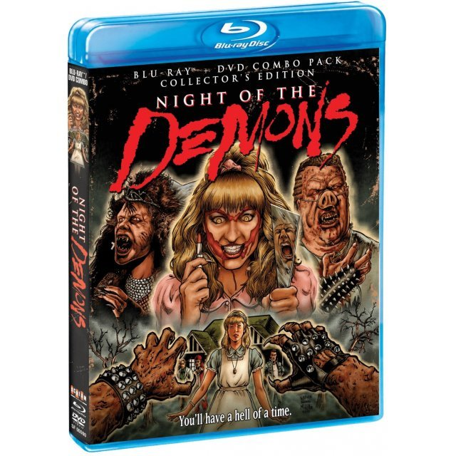 Night Of The Demons (Collector's Edition) [Blu-ray+DVD]