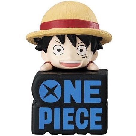 One Piece Double Jack Mascot: Monkey D. Luffy