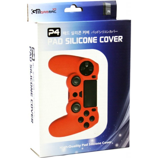 Pad Silicone Cover (Red)