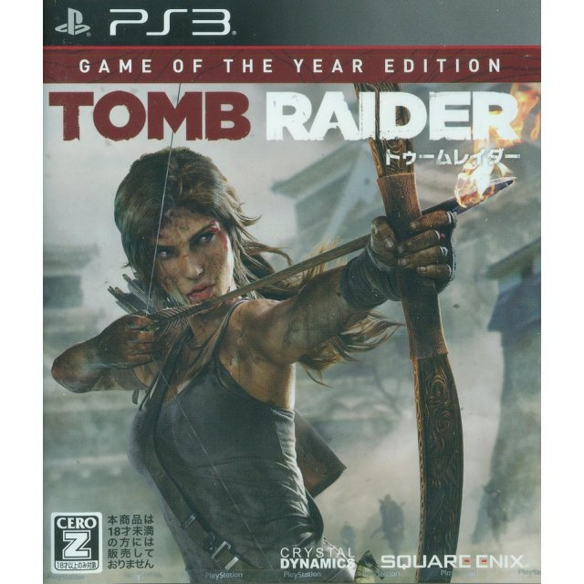 Tomb Raider [Game of the Year Edition]