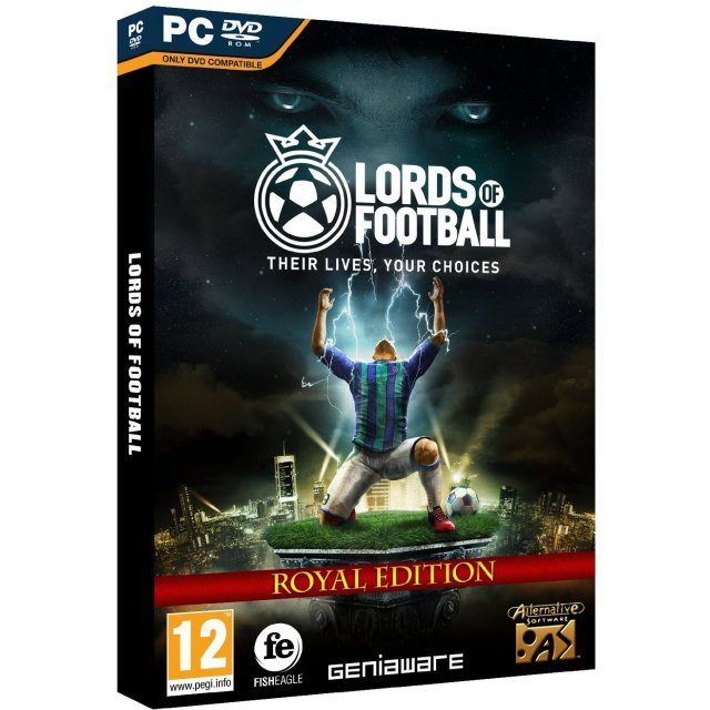 Lords of Football: Royal Edition (DVD-ROM)