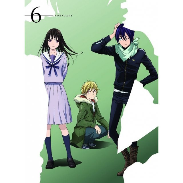 Noragami Vol.6 [Limited Edition]
