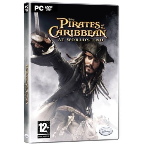 Pirates of the Caribbean: At World's End (DVD-ROM)