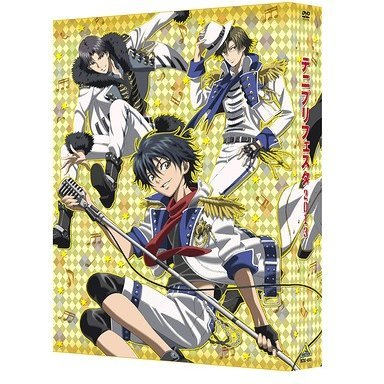 Prince Of Tennis Festival 2013 Goukaban [Deluxe Edition]