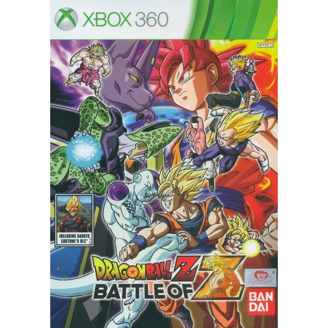 Dragon Ball Z: Battle of Z (English)