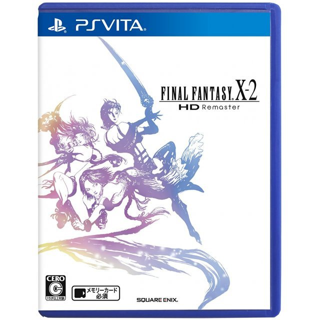 Final Fantasy X-2 HD Remaster [English]