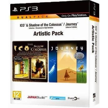 ICO and Shadow of the Colossus Collection + Journey Collector's Edition [Artistic Pack] (Chinese & English Sub)