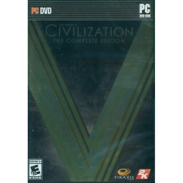 Sid Meier's Civilization V: The Complete Edition (DVD-ROM)