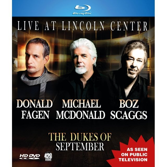 The Dukes of September: Live at the Lincoln Center