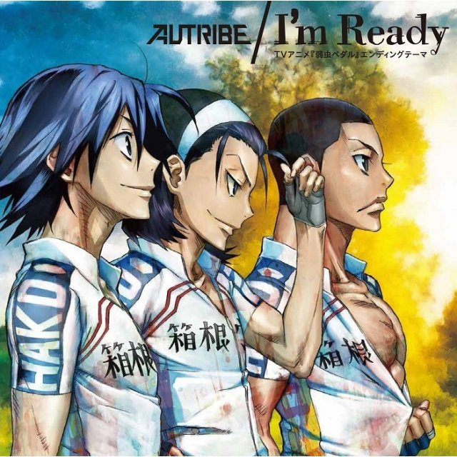 I Am Ready (Yowamushi Pedal Second Season Outro Theme)