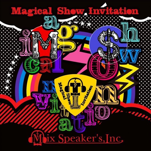 Magical Show Invitation [2CD+DVD Limited Edition]