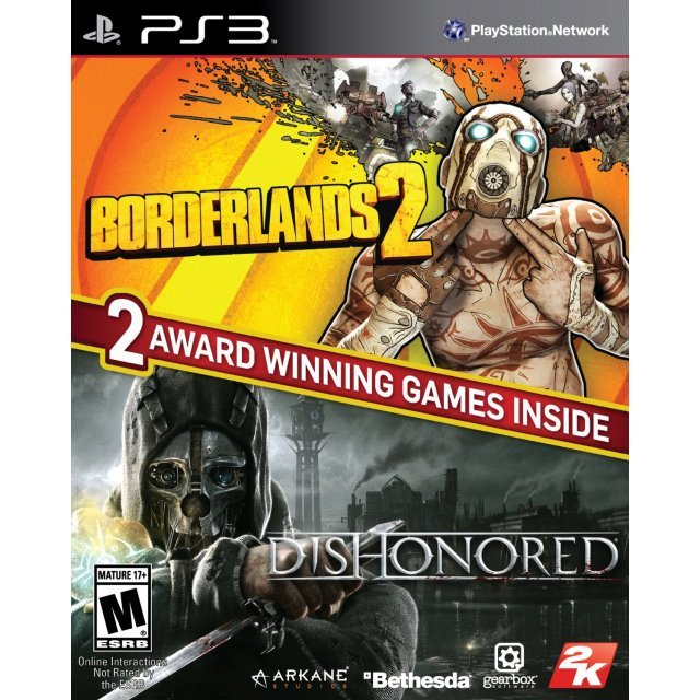 Borderlands 2 / Dishonored Bundle