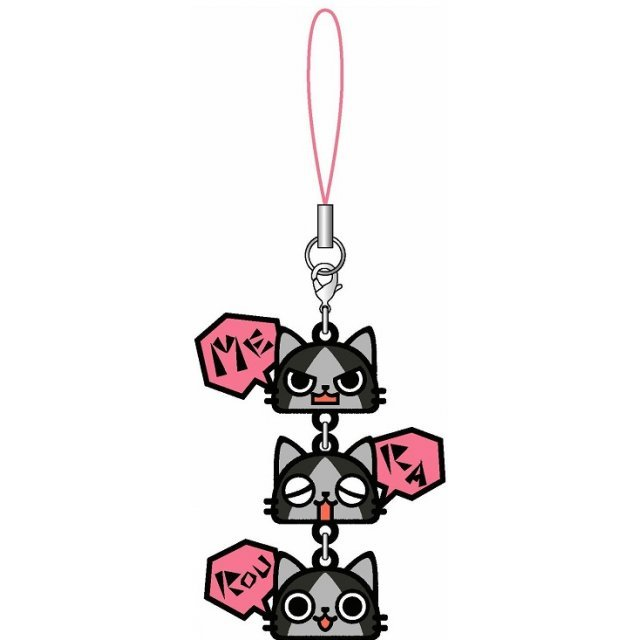 Capcom Monster Hunter Airou Triple Strap: Melaleu