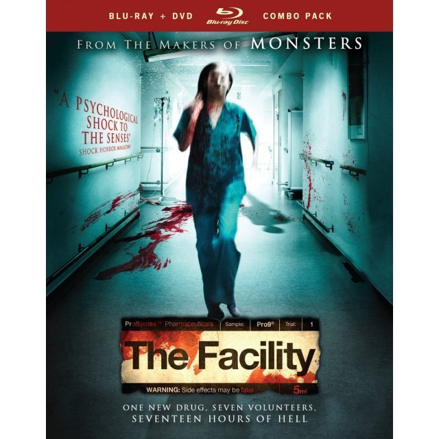 The Facility [Blu-ray+DVD]