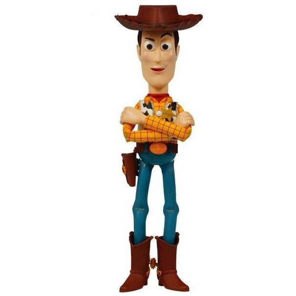Toy Story Vinyl Collectible Dolls: Woody