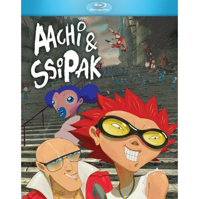 Aachi and Ssipak