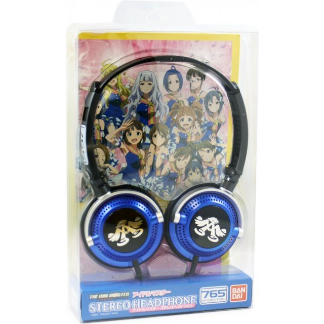 gourmandise Idol Master Stereo Headphone