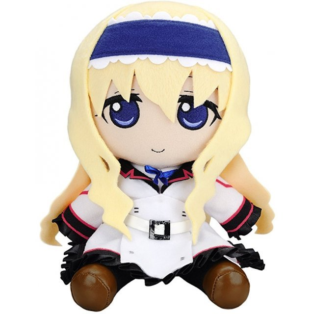 IS (Infinite Stratos) Plush: Cecilia Alcott
