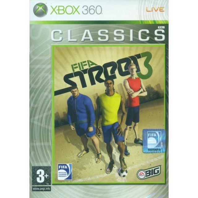 FIFA Street 3 (Classics)