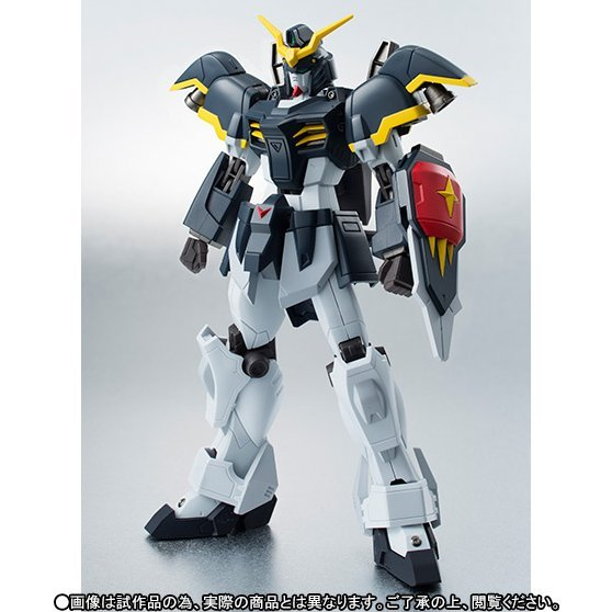 Gundam Wing Robot Spirits Side MS Action Figure: Gundam Deathscythe