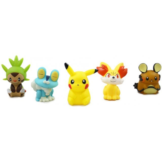 Pokemon Soft Mascot XY (Set of 5 Pieces)