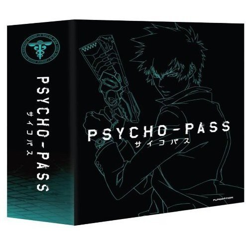 Psycho-Pass-Complete First Season [Premium Edition]