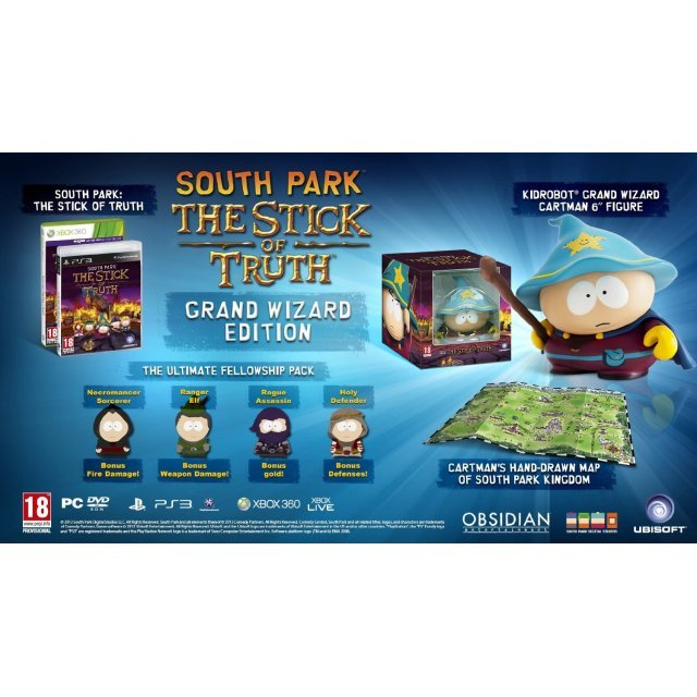 South Park: The Stick of Truth (Grand Wizard Edition)