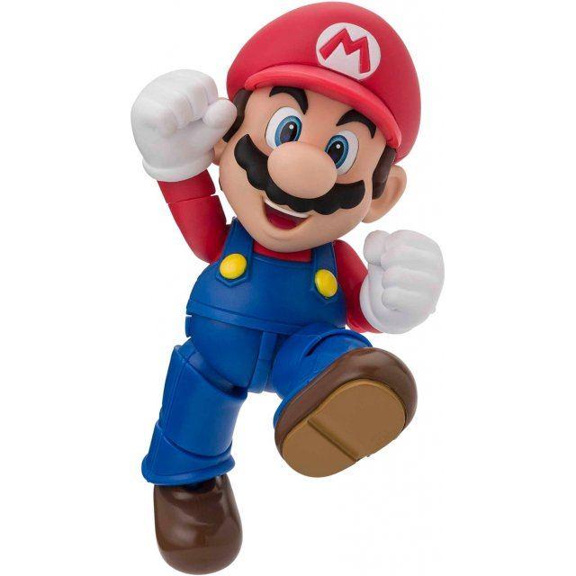 Super Mario S.H.Figuarts: Mario (Re-run)