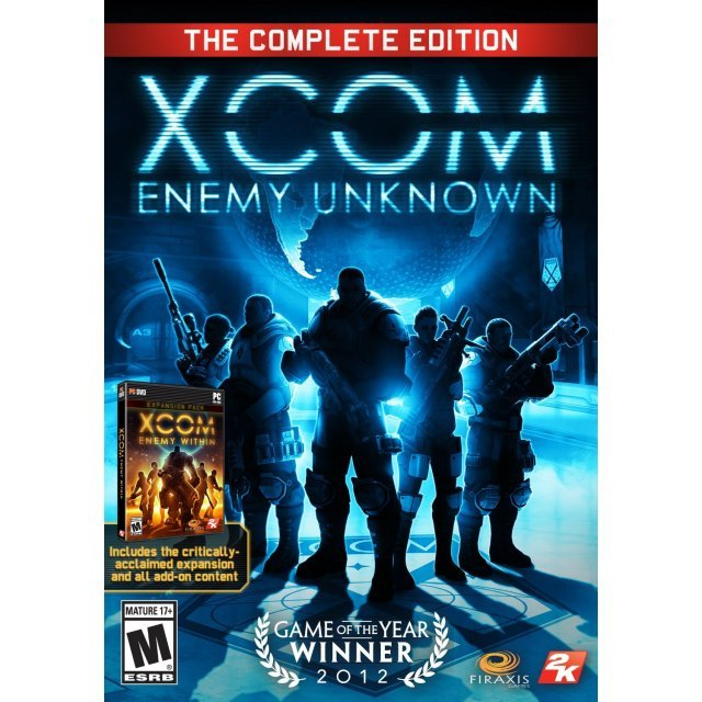 XCOM: Enemy Unknown - The Complete Edition (Code Only)