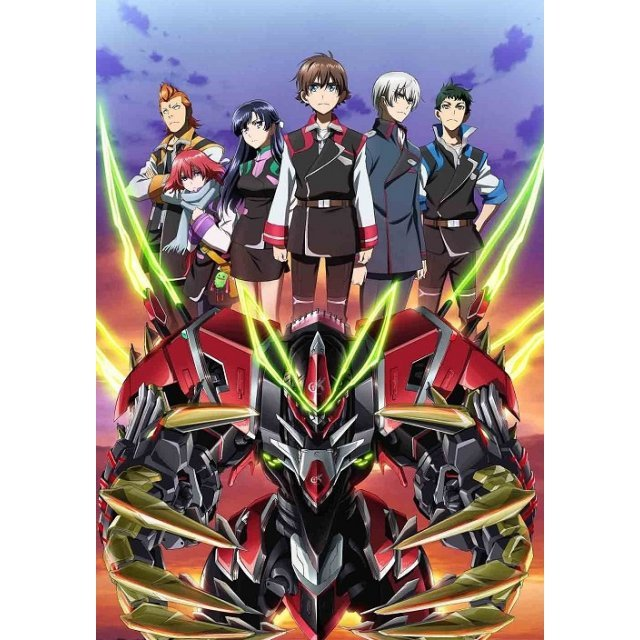 Valvrave The Liberator 2nd Season Vol.5 [DVD+CD Limited Edition]