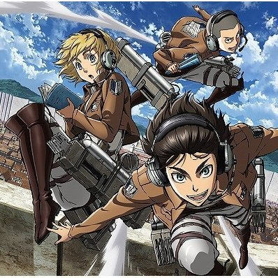Attack On Titan Radio - Kaji To Shimono No Susume Denpa Heidan Vol.2 [CD+CD-ROM]