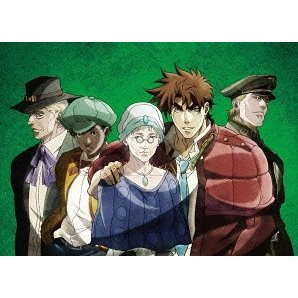 Jojo's Bizarre Adventures Soshu Hen Vol.2 Sento Choryu First Part [DVD+CD Limited Edition]