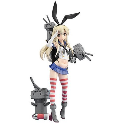 Kantai Collection: Rensouhou-chan and Shimakaze