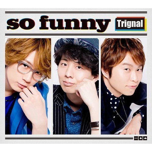 So Funny [CD+DVD Limited Edition]