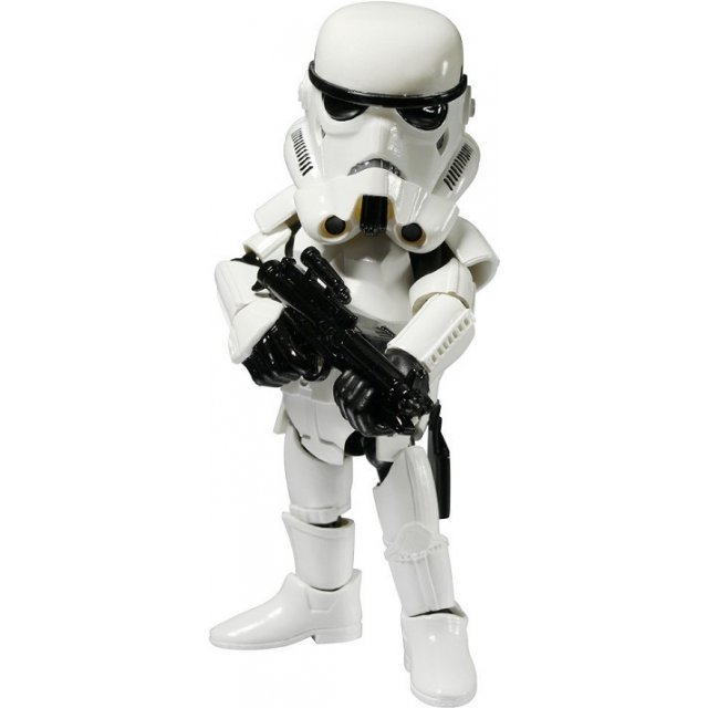 Star Wars Hybrid Metal Figuration No. 005: Stormtrooper