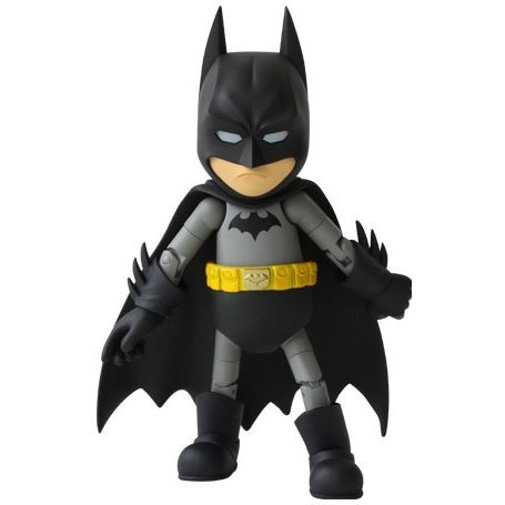 Batman Hybrid Metal Figuration No. 004: Batman
