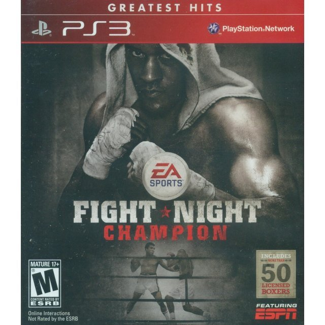 Fight Night Champion (Greatest Hits)