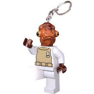 Lego Star Wars Key Light: Admiral Ackbar