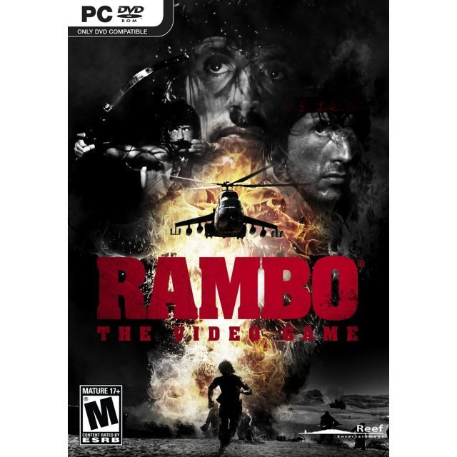 Rambo: The Video Game (DVD-ROM)