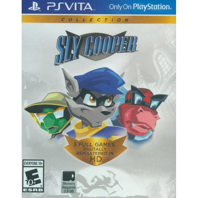 The Sly Cooper Collection
