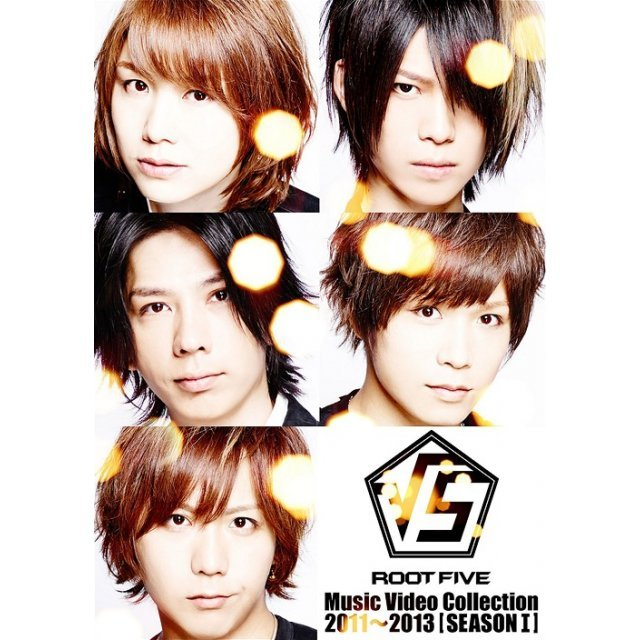 Root Five Music Video Collection 2011-2013 Season 1