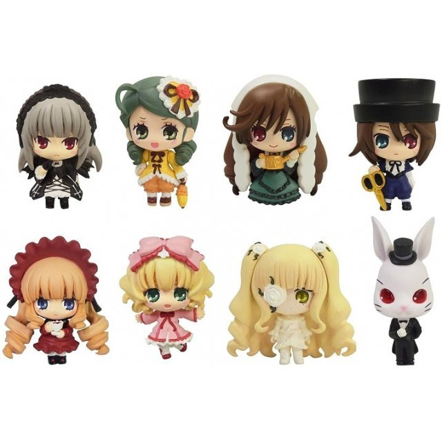 Color Collection Rozen Maiden (Set of 8 pieces)